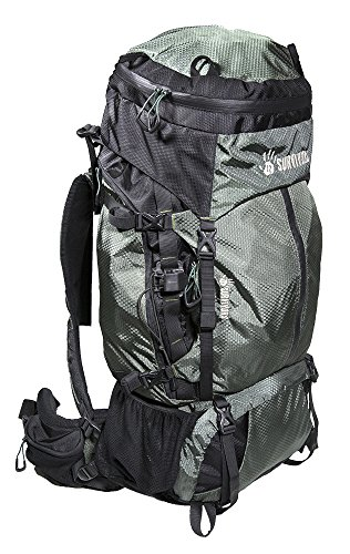 12 Survivors Windom 65 Hiking Backpack
