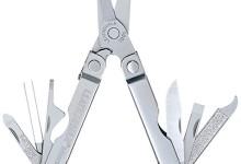 Leatherman 64010101K Micra Multi-tool
