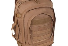 Sandpiper of California Bugout Backpack (Brown, 22×15.5×8-Inch)