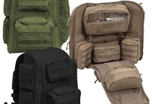 Voodoo Tactical 20-7770 Modular Roll-Out Field Medical Pack