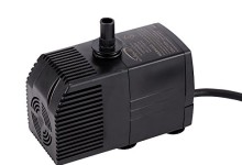 Simple Deluxe 400 GPH UL Listed Submersible Pump with 15′ Cord, Water Pump for Fish Tank, Hydroponics, Aquaponics, Fountains, Ponds, Statuary, Aquariums & Inline