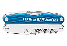 LEATHERMAN 831971 Juice(R) CS4 Multi-Tool (Columbia Blue)