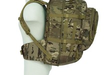 Code Alpha 3 Day Stretch Tactical Backpack, Multicam