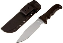Maxpedition LSCP Short Clip Point Plain Edge Fixed Blade Knife, Large
