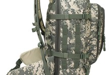 Code Alpha 3 Day Stretch Tactical Backpack, Digital Camouflage