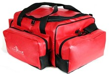 Iron Duck 32499AT-UP-RED Pack Case Triple Trauma Pack with a Removable Liner and Padded Dividers