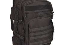 Sandpiper of California Long Range Bugout Backpack (Black, 26×15.5×10.5-Inch)