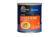 Mountain House, Chicken a la King with Noodles