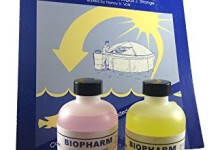 Biopharm pH Calibration Solution Kit (4) 8oz Bottles pH 4.0, 7.0, 10.0 and Electrode Storage Solution NIST Traceable Reference Standards for All pH Meters