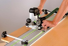 Festool 55″ Guide Rail for LR 32 Hole Drilling System