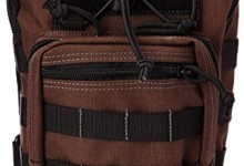 Maxpedition REMORA Gearslinger Backpack, Dark Brown