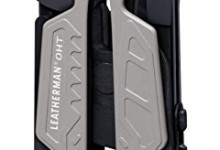 Leatherman 831793   OHT One Hand Tool, Silver with Black Molle Sheath